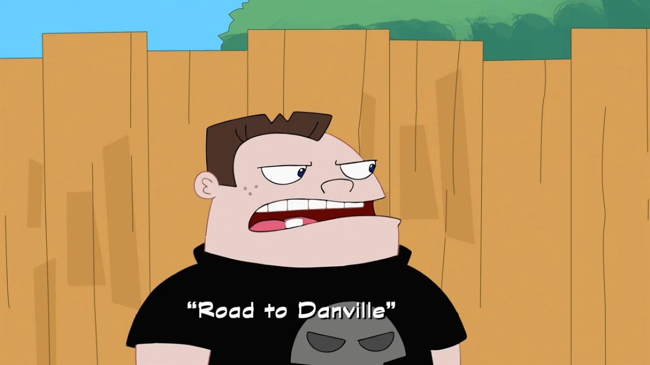 Road to Danville