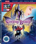 SLEEPING BEAUTY Target Cover