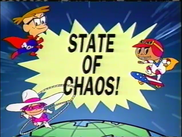 State of Chaos!