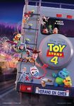 Toy Story 4 Spanish poster 2