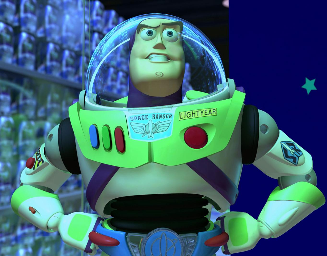 Ultra Buzz Lightyear