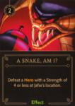DVG A Snake Am I