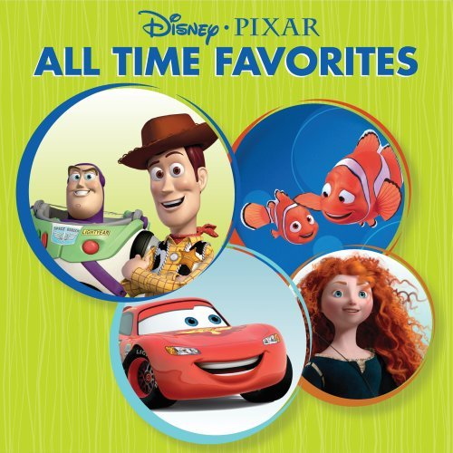 Disney Pixar All-Time Favorites