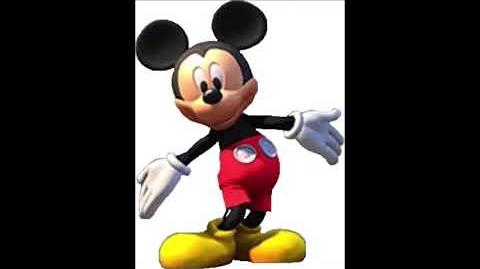 Disneyland Adventures - Mickey Mouse Voice Sound Part 02
