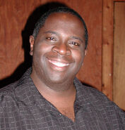 Gary Anthony Williams, at Manuel's Tavern, 2007-05-03