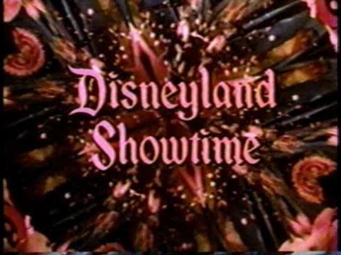 Disneyland Showtime