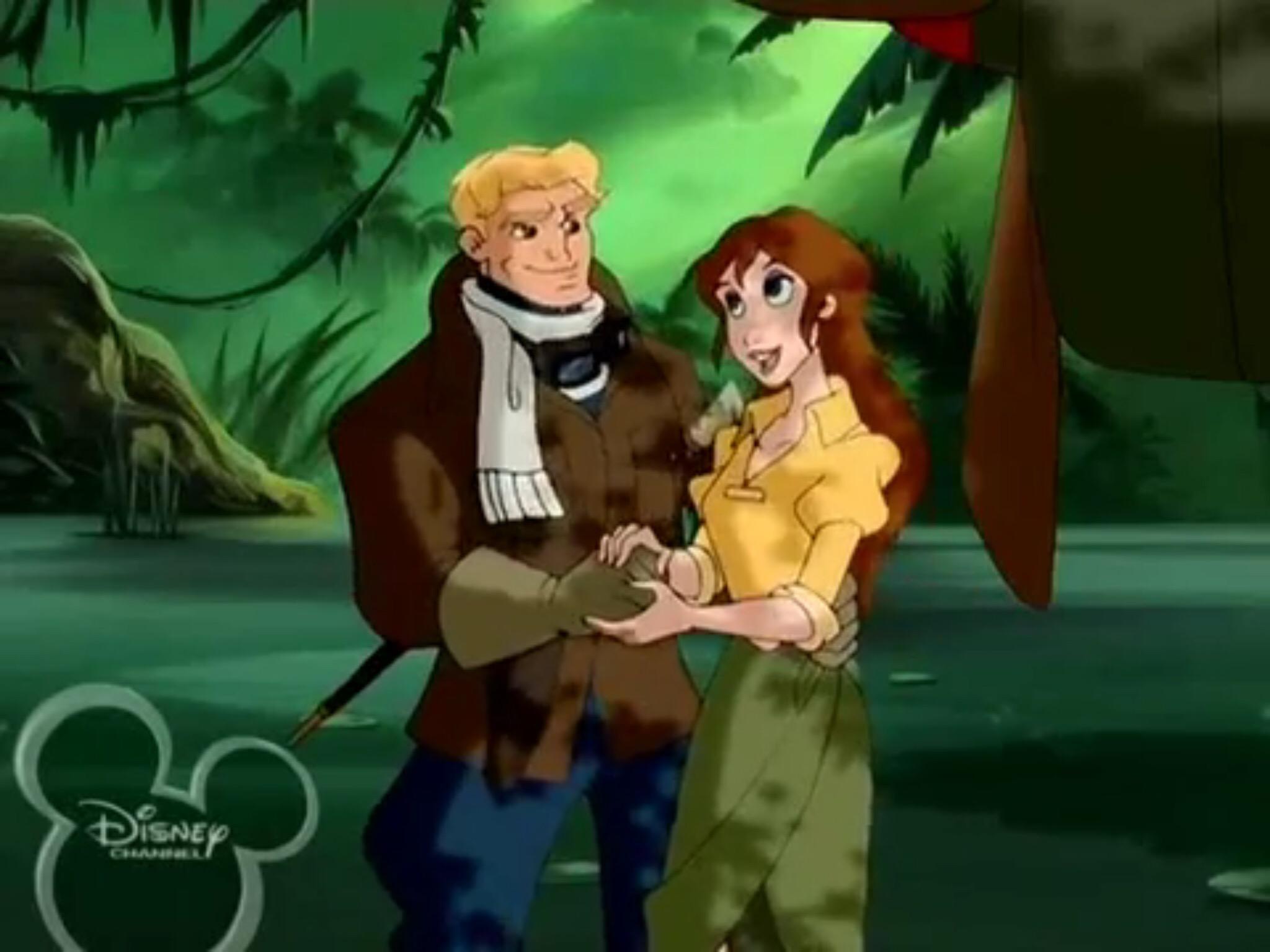 Tarzan and the Flying Ace