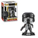 Knight of Ren blaster rifle hematite chrome POP