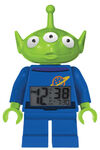 LEGO Alien Alarm Clock