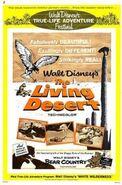 Living desert 1964 rerelease poster