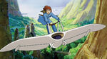 Nausicaa of the Valley of the Wind 6