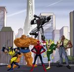 New Avengers EMH