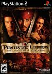 Pirates of the Caribbean - The Legend of Jack Sparrow Coverart