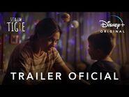 Seja Um Tigre - Trailer Oficial Dublado - Disney+