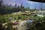 Star Wars Land D23 2017 Model 05