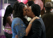 That's So Raven - 4x14 - When 6021 Met 4267 - Photography - Raven and Eddie Kiss