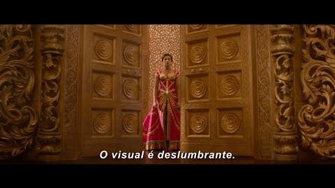 Aladdin - Hoje nos cinemas
