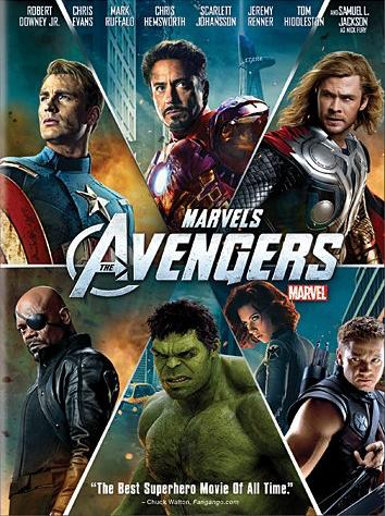 The Avengers (video)