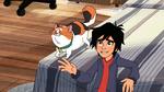 Baymax and Hiro 8