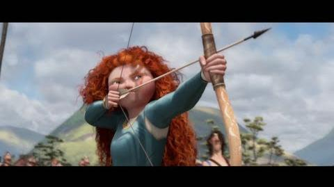 Brave - Available November 13 on Blu-ray & DVD Combo Pack and HD Digital