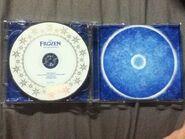 Frozen deluxe soundtrack disc 2