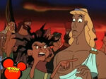 Hercules and the Parent's Weekend (6)