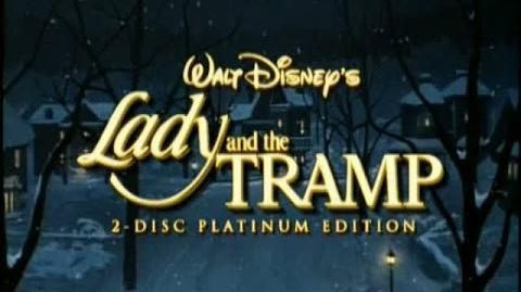 Lady and the Tramp - Platinum Edition Trailer