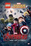 Lego Avengers-Age Of Ultron