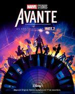 Marvel Studios Avante - Especial 5 - Pôster Nacional