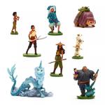Raya and the Last Dragon Deluxe Figurine Set