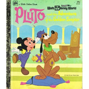 Pluto and the Adventure of the Golden Scepter