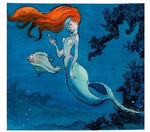 Ariel concept art