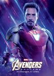 Avengers Endgame Russian poster - Iron Man