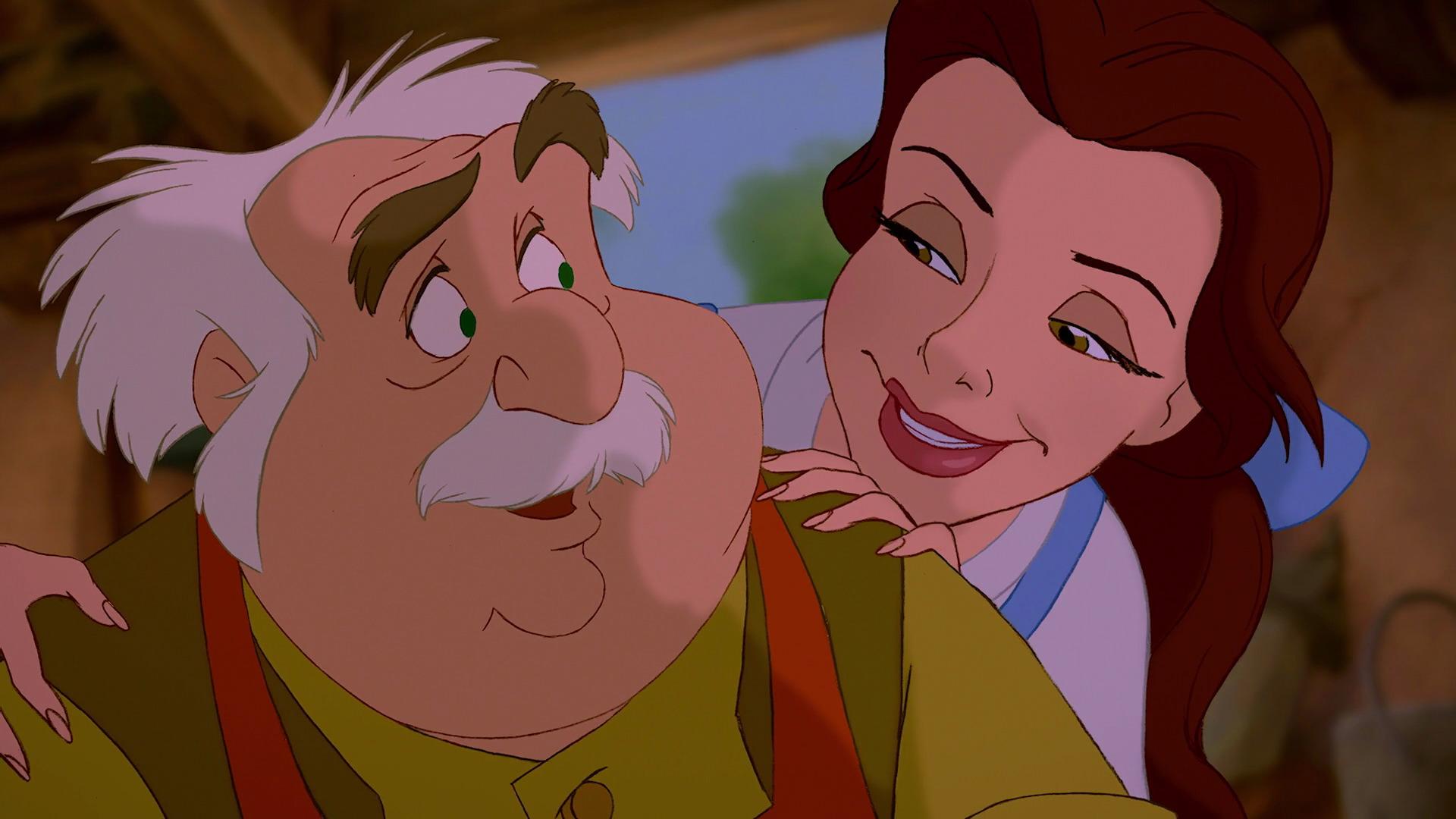 Belle/Relationships