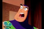 Buzz Hears Laser Fire