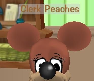 Clerk Peaches