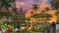 Disney's Explorers Lodge 05