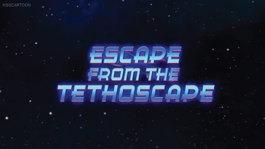 Escape from the Tethoscape