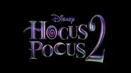 Hocus Pocus 2 logo
