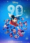 Mickey Mouse 90th Poster