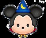 Sorcerer Mickey Tsum Tsum Game