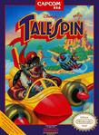TaleSpin NES Box