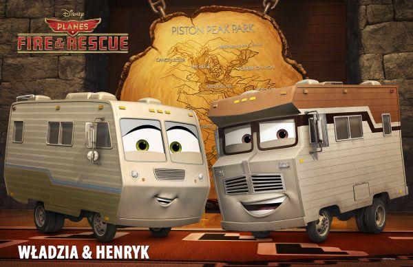 Władzia i Henryk