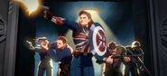 What If...? - 1x01 - What If... Captain Carter Were The First Avenger? - Carter and the Commandos
