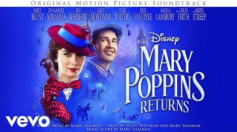 """(Underneath the) Lovely London Sky (From """"Mary Poppins Returns"""" Audio Only)"""