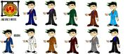 ADJL Jake Long's Outfits
