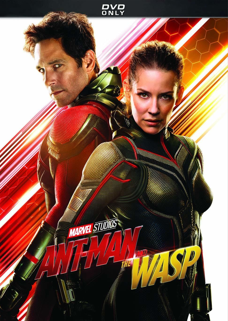 Ant-Man and the Wasp (video)