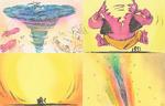 Aladdin storyboards 4