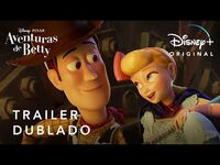 Aventuras de Betty - Trailer Oficial Dublado - Disney+