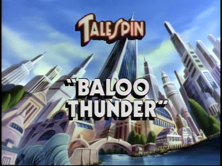Baloo Thunder